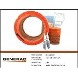5664 or 0E1126ESRV Generac Maintenance Kit for 12kW through 18kW Models 5242,5243,5244,5282,5283,5503,5504,5505,5522,5523,5524.5872,5873,5874,6052,6053for Home Standby Generators 760/990cc Kit5884,5885,5886