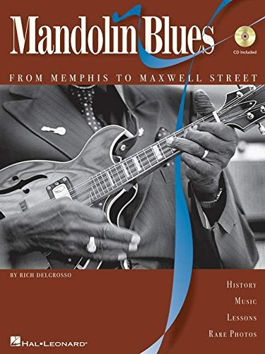 Mandolin Blues: From Memphis to Maxwell Street