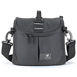 Kata KT DL-L-439 Lite DL Shoulder Bag (Black)