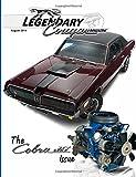 Legendary Cougar Magazine Volume 1 Issue 2: The Cobra Jet Issue
