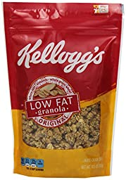 Kellogg\'s Low Fat Granola without Raisins, 10.6 Ounce (Pack of 6)
