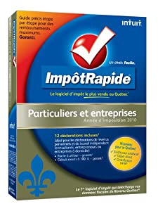 Impotrapide Particuliers Et Enterprises 2010 (French software)