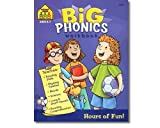 Big Workbooks: Big Phonics Workbook (Ages 5-7)