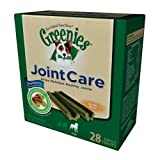 Greenies JointCare Treats for Dogs, Large, 28 Count