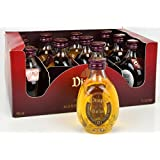 Haig Dimple 15 year old whisky miniatures. BOX OF 12. Ideal for wedding favours or any other occasion.