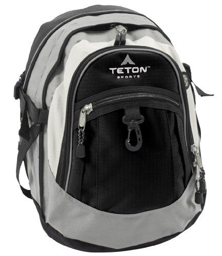 Teton Bookbag (Black/Grey)