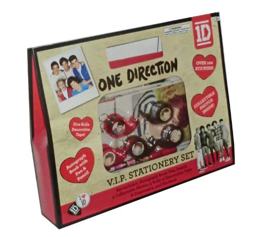 One Direction 1D VIP Stationary Set (One Direction Journal compare prices)