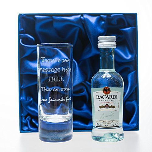 engraved-personalised-tall-shot-glass-bacardi-in-silk-gift-box-for-christmas-mum-dad-birthday