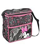 Minnie Mouse Insulated Diaper Bag - Black