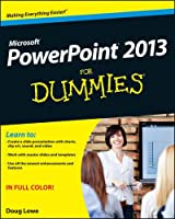 PowerPoint 2013 For Dummies Front Cover