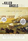 img - for The Killer Angels (Random House Large Print) book / textbook / text book