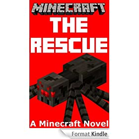 Minecraft: The Rescue - A Minecraft Novel (English Edition)