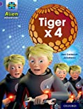 Project X: Alien Adventures: Purple: Tiger x 4