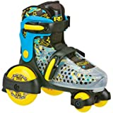 Roller Derby Boy's Fun Roll Adjustable Roller Skate