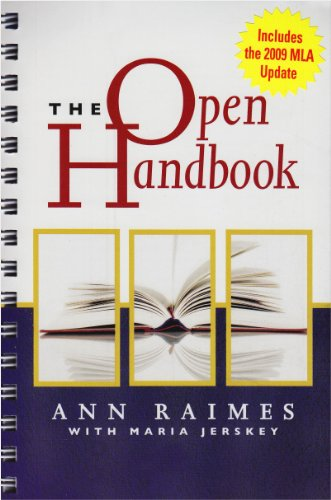 The Open Handbook: Keys for Writers (with 2009 MLA Update...