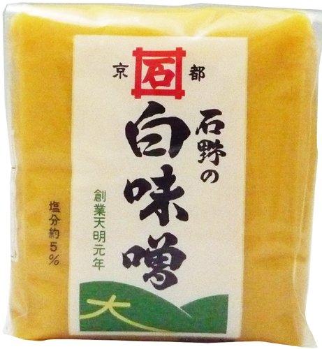 石野白味噌 特醸500g