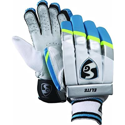 SG Elite Batting Gloves, Youth / Color may vary