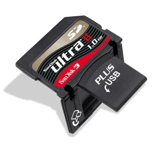 SanDisk OEM Super-Speed Ultra II Plus Memory