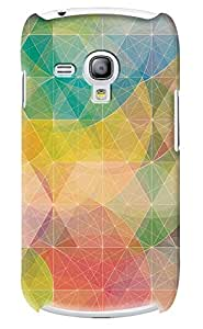 Kasemantra Urban Colors Case For Samsung Galaxy S3 Mini