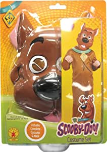 Scooby-Doo Costume Set