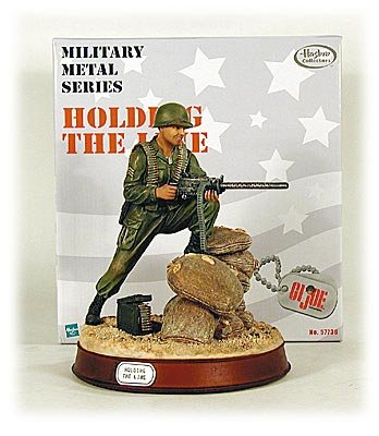 Buy Low Price Hasbro Holding the Line Diorama Figure (B0029UCX2C)