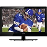 Coby LEDTV2326 23-Inch 1080p LED HDTV/Monitor, Black