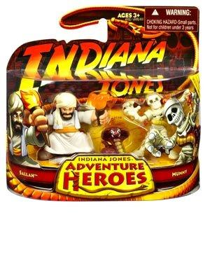 Indiana Jones Adventure Heroes: Sallah with Mummy - 1