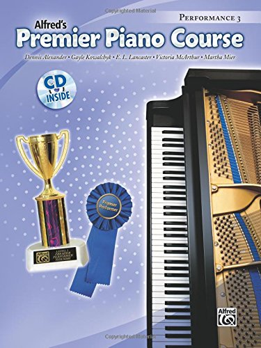 Alfred's Premier Piano Course: Performance 3