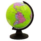 """Escritorio globo giratorio Océano Tierra Geografía Mundial Globos de vector de la decoración 11.3"""""""