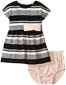 kate spade york Stripe Dress (Baby)
