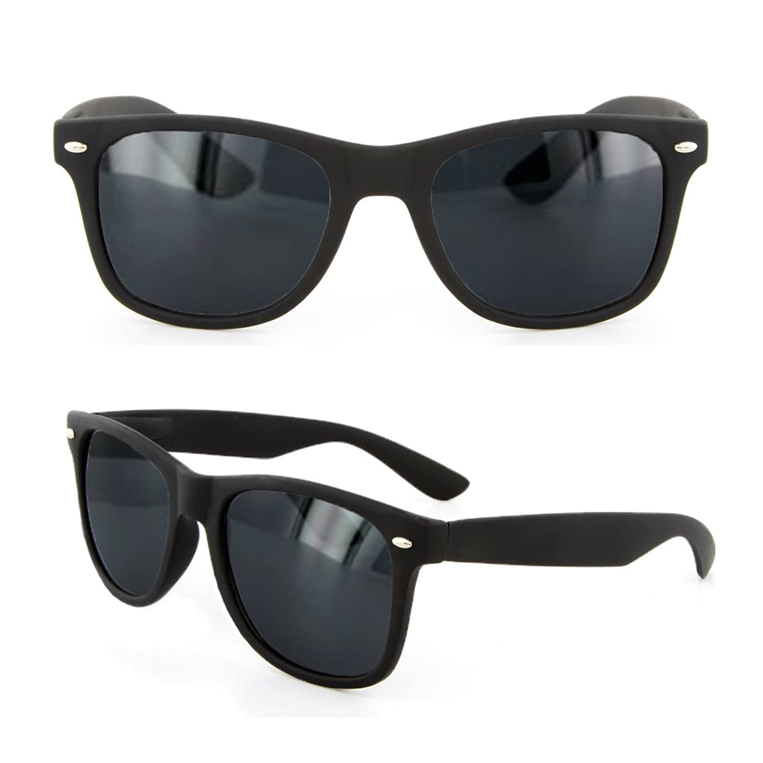 black flys sunglasses  touch black