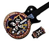 MusicSkins KISS - Rock And Roll Over for Guitar Hero Les Paul XBOX/PS3