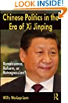 Chinese Politics in the Era of Xi Jin...