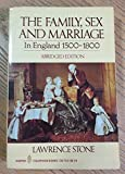 Family, Sex and Marriage in England, 1500-1800, Abridged edition (0060907355) by Stone, Lawrence