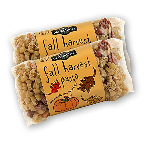 Pastabilities - Fall Harvest Pasta - 14 oz. (Pack of 2) (Halloween Pasta compare prices)