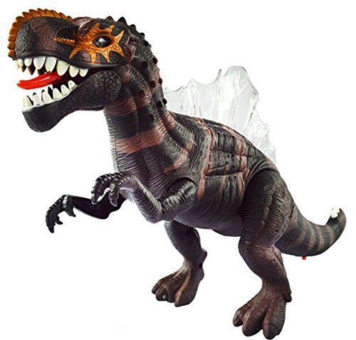 Children's Favourite With Gift In Retail Box Jurassic Park World Sounding Flashing Plastic Kid Dino Toy Electronic Dinosaur (2)