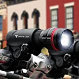 Brightest Bike Light on Amazon - Comes With FREE TAIL LIGHT(Limited Time) - Tools-Free Installation in Seconds - The Best Headlight on Amazon Compatible with: Mountain & Kids & Street Bicycles - Divine LEDs
