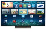 Samsung UN75ES9000 75-Inch 1080p 240Hz 3D Slim LED HDTV (Gold) by Samsung