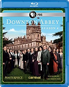 Masterpiece Classic: Downton Abbey, Season 4 [Blu-ray]