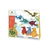 Sycomore - Loisirs Créatifs Enfants - 1er Origami Animaux - 18 Projets - Pochette Mixte - CRE44012...