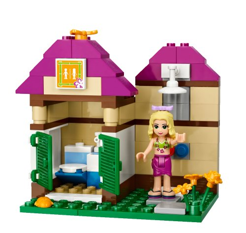 lego friends 41008 jeu de construction la piscine d. Black Bedroom Furniture Sets. Home Design Ideas