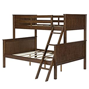Dorel Living Maxton Twin over Twin Bunk Bed