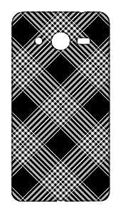 Samsung Galaxy Core 2 Hard Case Back Cover - Printed Designer Cover for Samsung Galaxy Core 2 - SGCR2CHKSB127