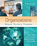 img - for Organizations: Behavior, Structure, Processes book / textbook / text book