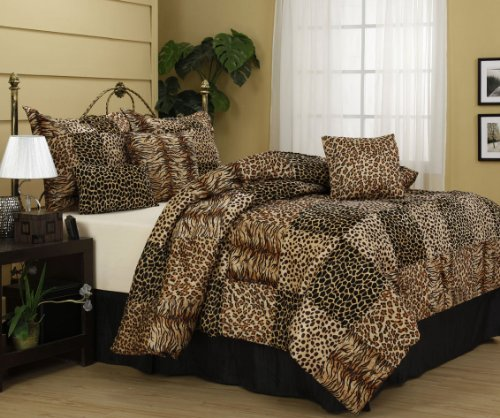 Animal Print Bed In A Bag