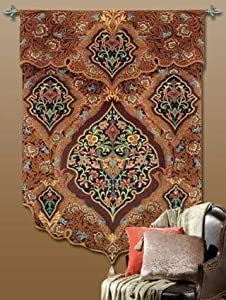 "Kensington Grand Wall Hanging Tapestry 53"" x 80"""