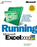 Mark Dodge and Craig Stinson Running Microsoft® Excel 2000