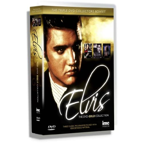 Elvis-Presley-The-Gold-Collection-Triple-DVD-Box-Set-Containing-The-True-Story-o