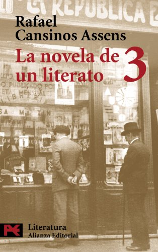LA NOVELA DE UN LITERATO 3