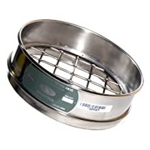 Advantech 1.00 Inch Stainless Steel Test Sieve